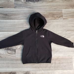 North Face Infant Fleece Zip Up Hoodie K18